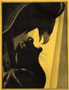 Les Yeux du Chat (The Eyes of the Cat) - art by Moebius