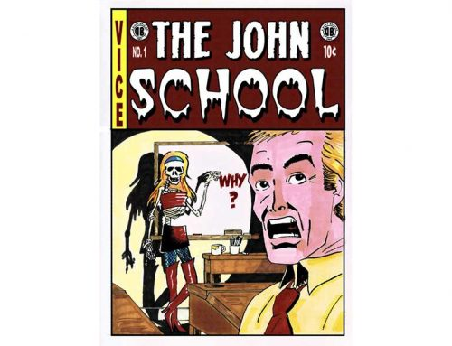 The John School (illo)