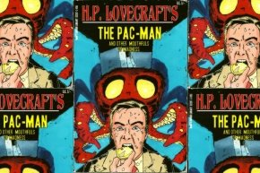 Lovecraft's Pac-Man by Tom Lennon