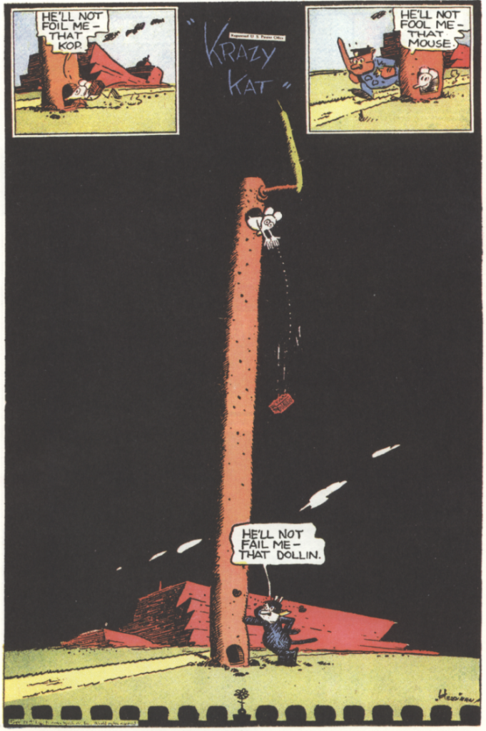 Krazy Kat, 12th Sept 1937