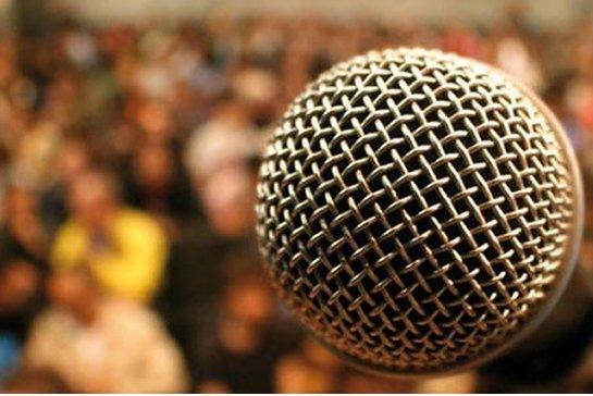 standup mic