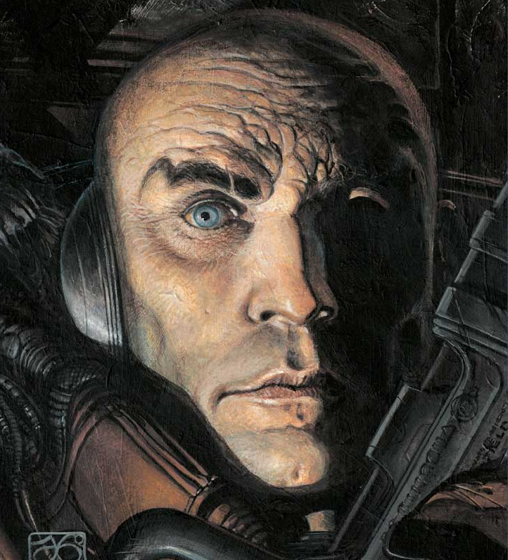No-Name the Last Metabaron by Juan Gimenez