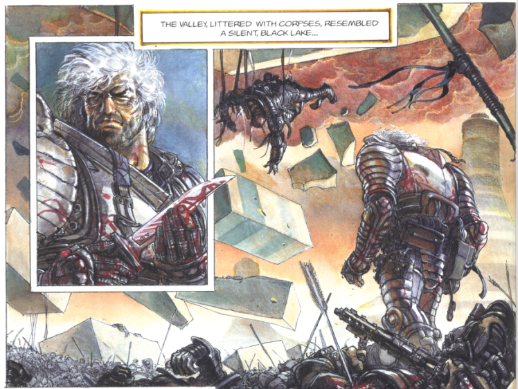 Othon - the First Metabaron