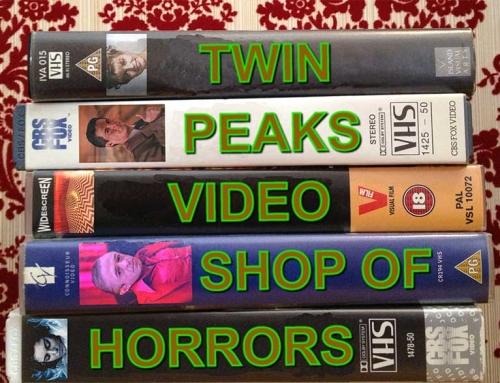 Twin Peaks Video Shop of Horrors