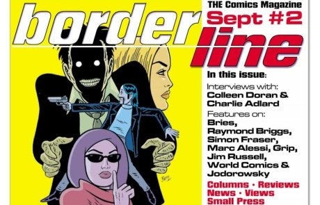 Borderline Comics Magazine issue 2