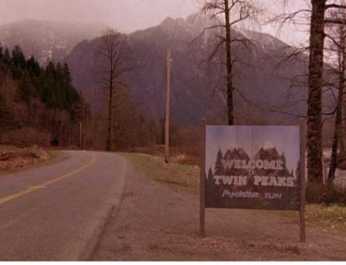 Welcome Back, Twin Peaks