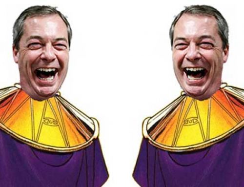 #AskNigelFarage