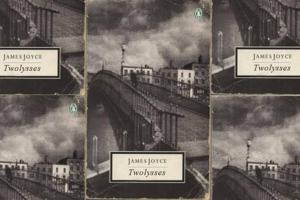 Cover to Ulysses 2 Twolysses