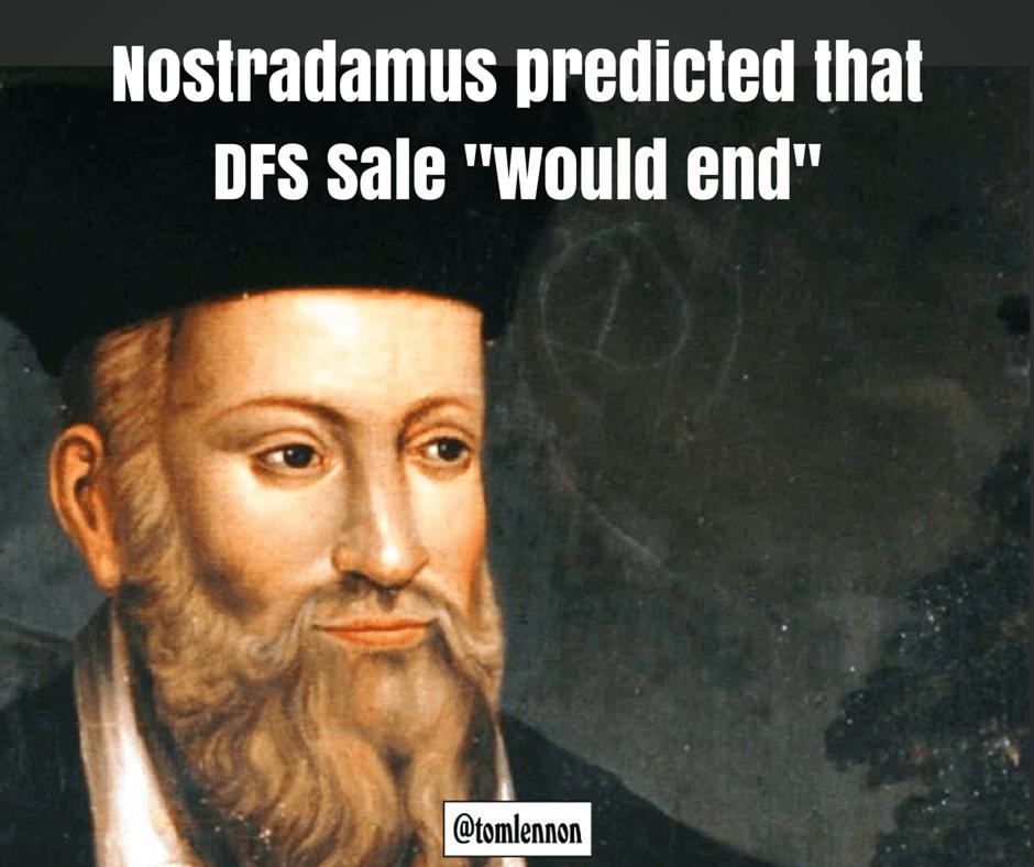 Nostradamus DFS