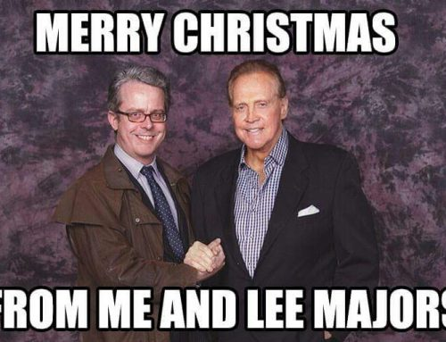 A Lee Majors Christmas