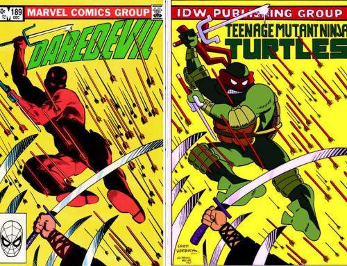 Five Great Comic Book Parodies of Daredevil