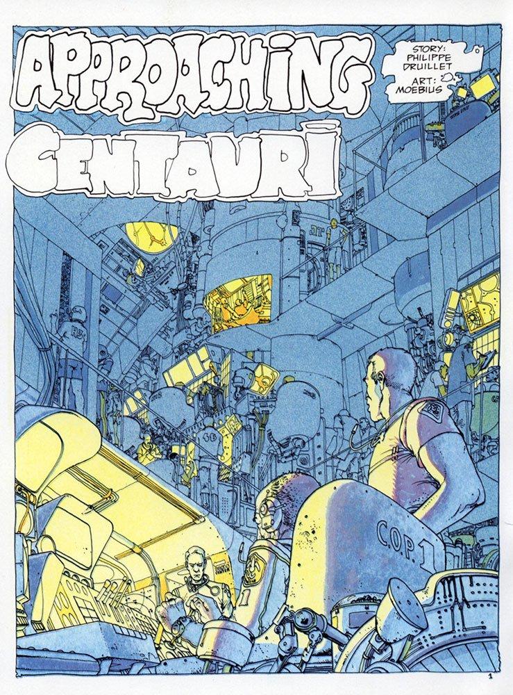 Approaching Centauri