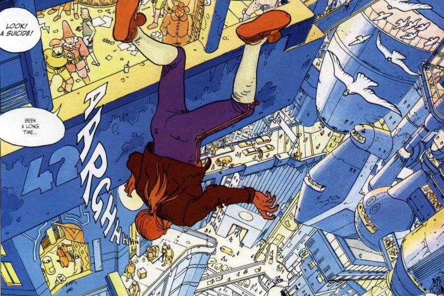 Five Great Comic Book Parodies of Daredevil • Tom Lennon
