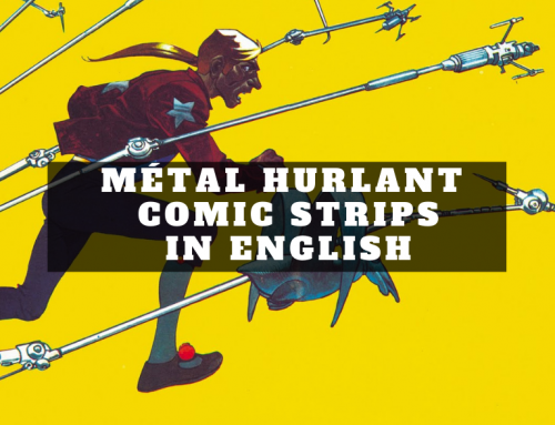 Métal Hurlant Comic Strips in English