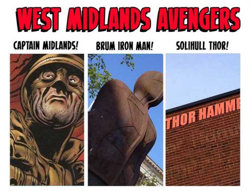 West Midlands Avengers: Shard Endgame