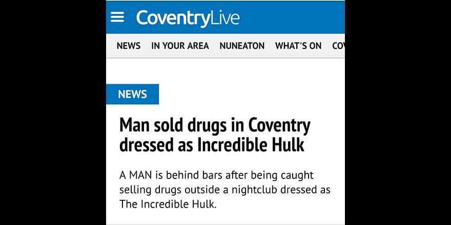 Coventry Hulk