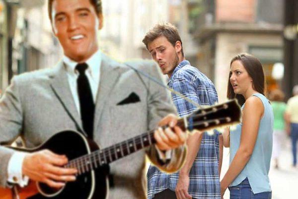 Elvis Presley Social Justice King