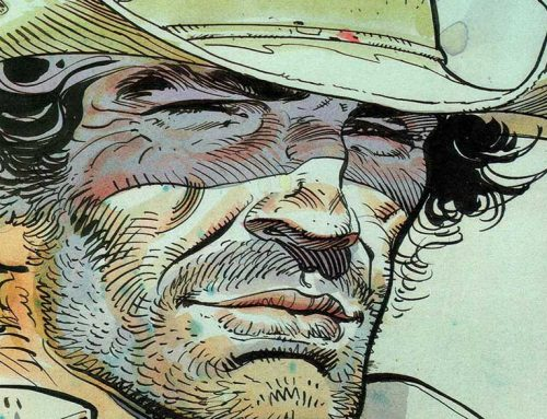 Moebius: Tangled up in Blueberry